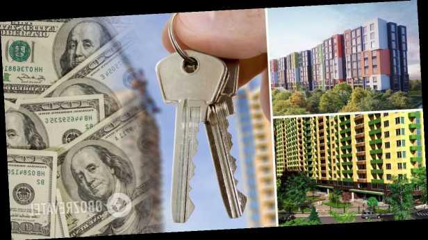 В Украине взлетели цены на квартиры в новостройках: спрос упал, но застройщики отказываются делать скидки
