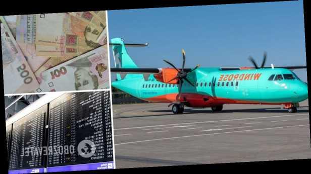 В Украине зимой закроют один из авиарейсов из Киева: что известно