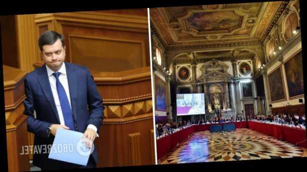 Власти возмущены привлечением Венецианской комиссии к анализу спорного законопроекта об олигархах – Ставнийчук