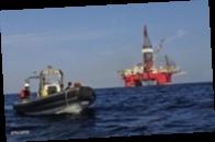 Возле побережья Калифорнии произошел масштабный разлив нефти