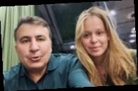 Возлюбленная Саакашвили посетила его в тюрьме