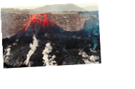 Жители Канар страдают от ПТРС из-за вулкана