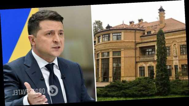Зеленский пояснил, почему продолжает жить на государственной даче