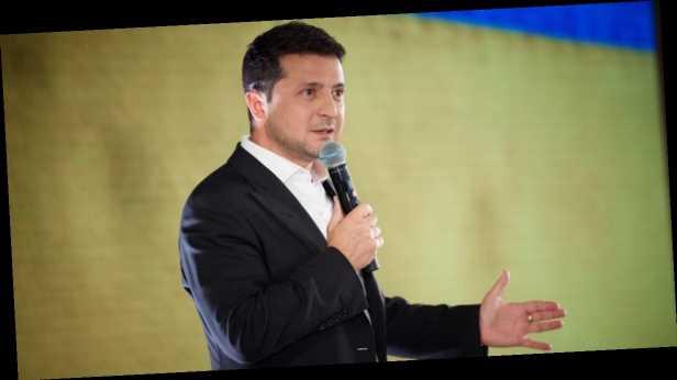 Зеленский рассказал, как смотрит и реагирует на шутки »Вечернего квартала»
